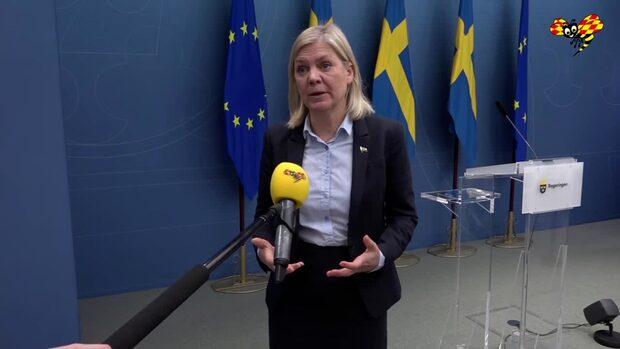 """Magdalena Andersson: """"Finns en risk att stöden försenar en strukturomvandling"""""""