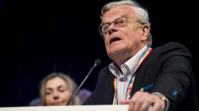 Riksidrottsstyrelsens ordförande Björn Eriksson. Foto: Petter Arvidson / BILDBYRÅN