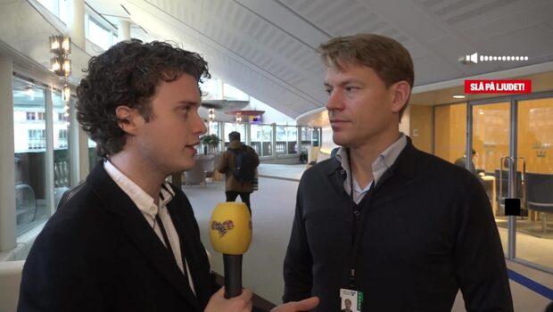 """PM Nilsson: """"Man ser vilken central roll SD har"""""""
