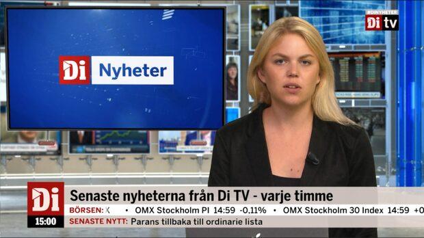 Di Nyheter 15.00 17 juli – Electrolux gör avsättningar