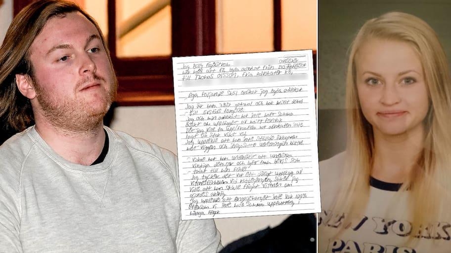 Billy Fagerström plågade Tova Moberg under flera års tid innan