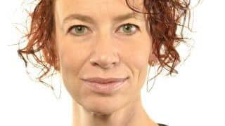 Christina Höj Larsen. Foto: Riksdagen.