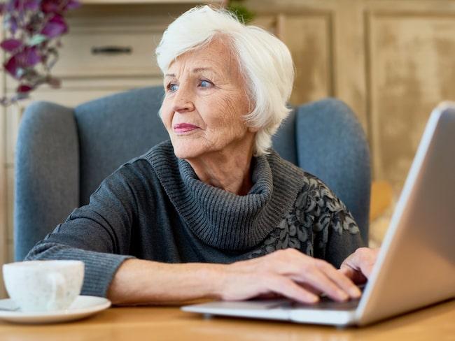 varför blir kvinnor äldre än män