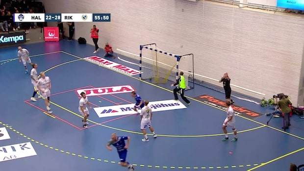 Highlights: Hallby-Redbergslid