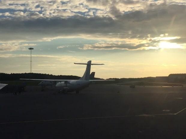 Eva fick gratis resa - lämnades kvar i Turkiet