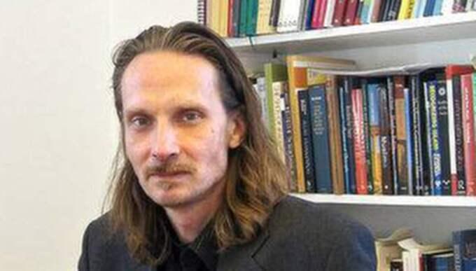 Rickard Lagervall, Nordafrikaexpert och islamolog vid Lunds universitet. Foto: Lunds universitet