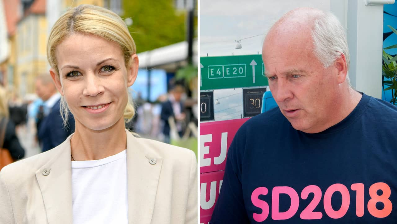 SD-kritiken mot M:s och MP:s plan i Stockholms kommun