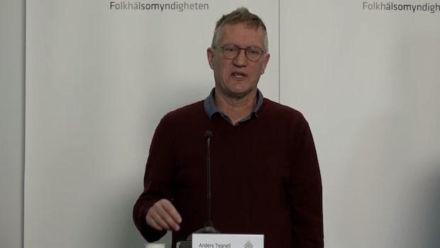 59 nya dödsfall – totalt 239 döda i Sverige