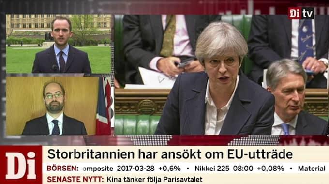 Nu får Sverige en renodlad ekonomikanal. Foto: Di TV