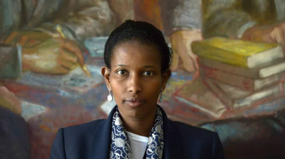 Ayaan Hirsi Ali. Foto: Janerik Henriksson / Tt