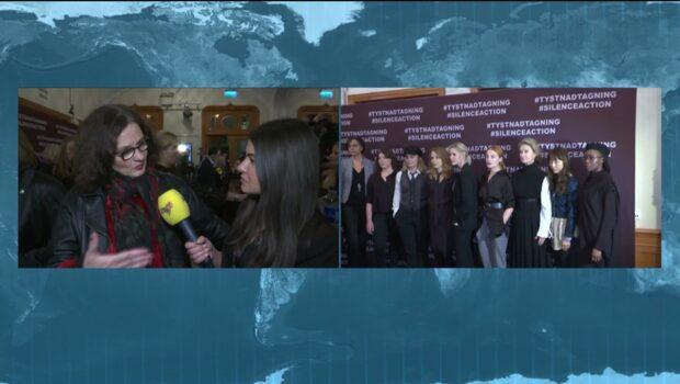 """Witt-Brattström: """"Det är världshistoria"""""""