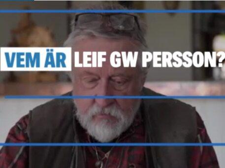 Vem är Leif GW Persson?