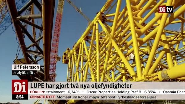 Petersson: Lundin Petroleum är bättre än andra oljebolag