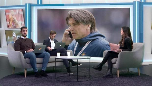 """Bosse Andersson: """"Han spelar i Djurgården 2019"""""""