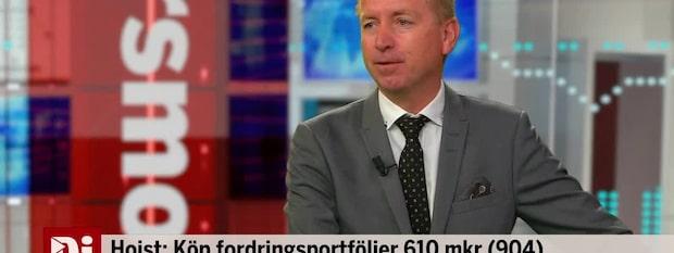 """Olavi om Hoist """"Intressant för småplacerare att titta in på"""""""