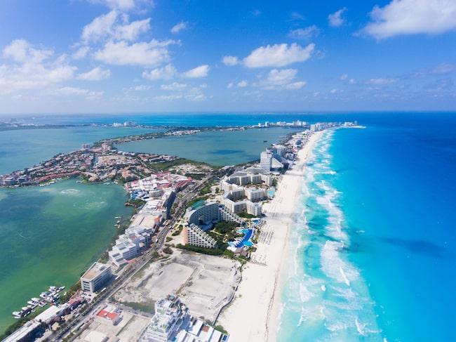 Uppdraget går ut på att utforska Cancún och berätta om det i sociala medier.