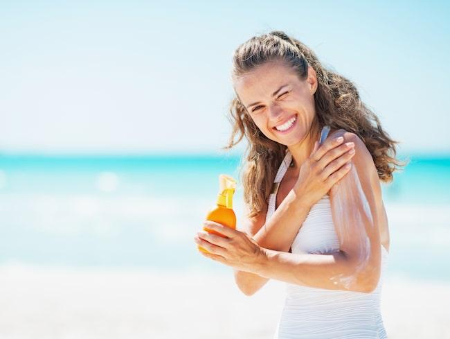 Så smörj in dig med solkräm, sätt en hatt på huvudet och njut av sol-och badsäsongen.