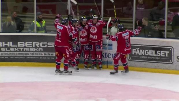 Höjdpunkter: Västervik – Timrå 5–2