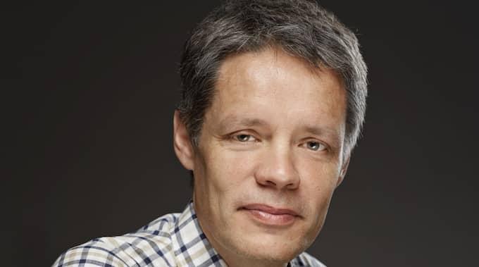 FOLKBILDARE. Ulf Danielsson är professor i teoretisk fysik. Foto: Peter Knutson