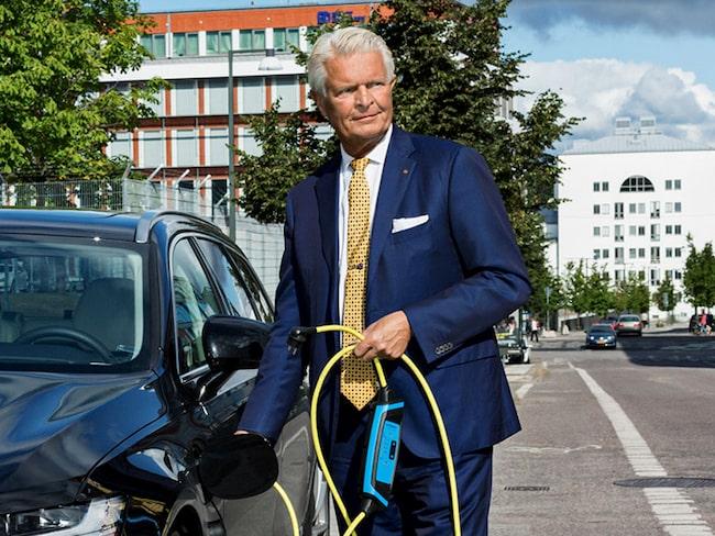 Bertil Moldén, vd för BIL Sweden.