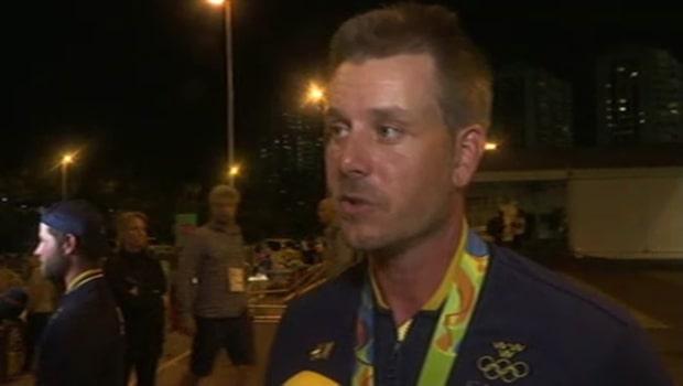 """Henrik Stenson: """"Kom för att lämna med medalj"""""""