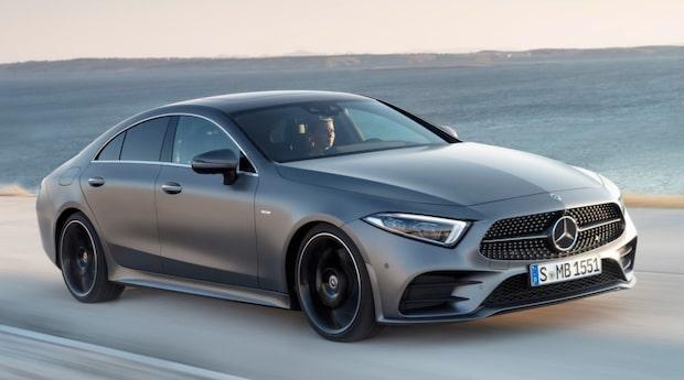 TEST: Mercedes CLS – en snygg bil som väcker avundsjuka