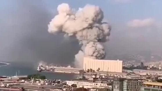 Explosion i Beirut – detta har hänt