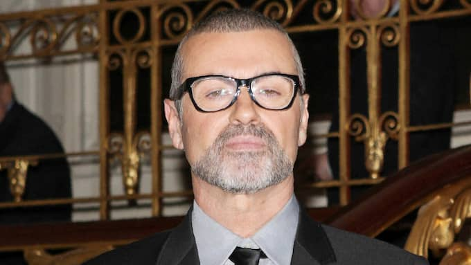 George Michael gick hastigt bort vid 53 års ålder den 25 december 2016. Foto: SPLASH NEWS / SPLASH NEWS/IBL SPLASH NEWS