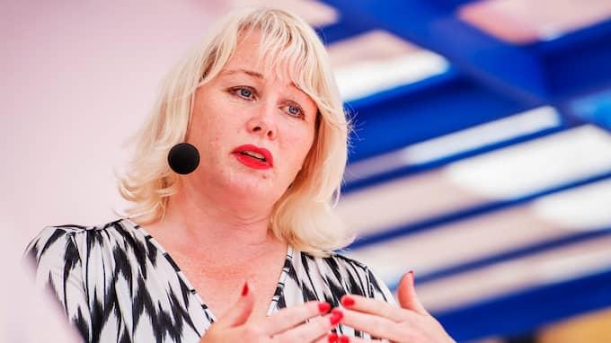 Ann Heberlein (M), riksdagskandidat. Foto: ANNA-KARIN NILSSON