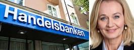 Åkerström första kvinnliga vd:n på Handelsbanken
