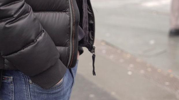 13-åriga Filip rånades av killgäng i galleria