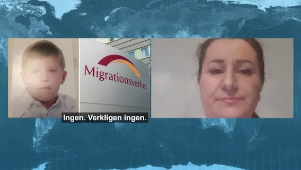 Migrationsverkets beslut: sexårige Denis ska utvisas till Ukraina