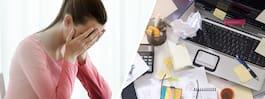Kvinnor under 30 mår sämst av jobbet