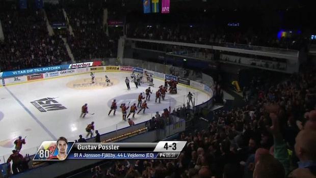 Highlights: Djurgården-Färjestad 4-3