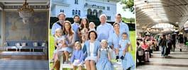 Kungafamiljens hemliga rum – mitt i Stockholm
