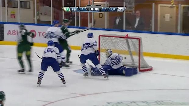 Färjestad slog Leksand i Strömstad Hockey Classic