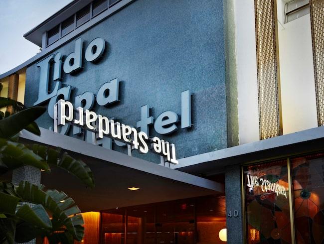 The Standard Spa i Miami Beach är både hotell och spa.