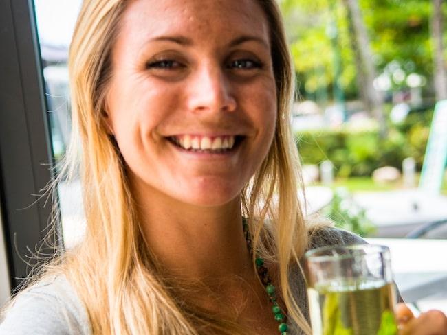 "Svenska Rachel Brathen, mer känd som ""Yoga Girl"", bor på Aruba."