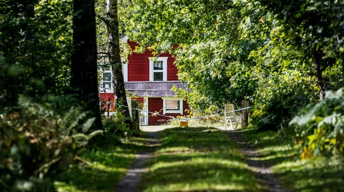Sommarstugan. Foto: Alex Ljungdahl/Expressen