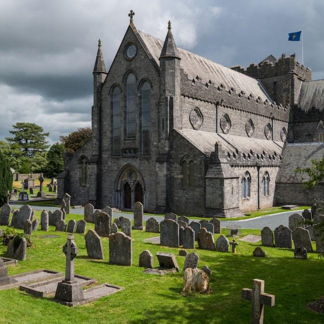 Kilkenny på Irland toppar listan.