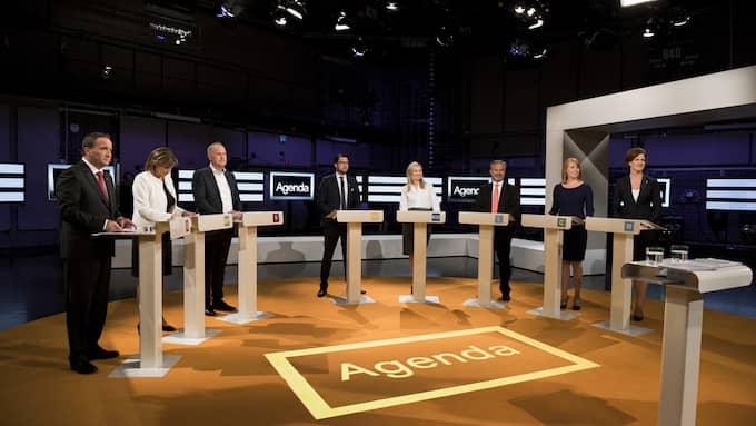 Se upp för Bamseplåster i söndagens Agendadebatt i SVT. Allt oftare föreslås enkla lösningar på svåra samhällsproblem. Foto: ANN JONASSON