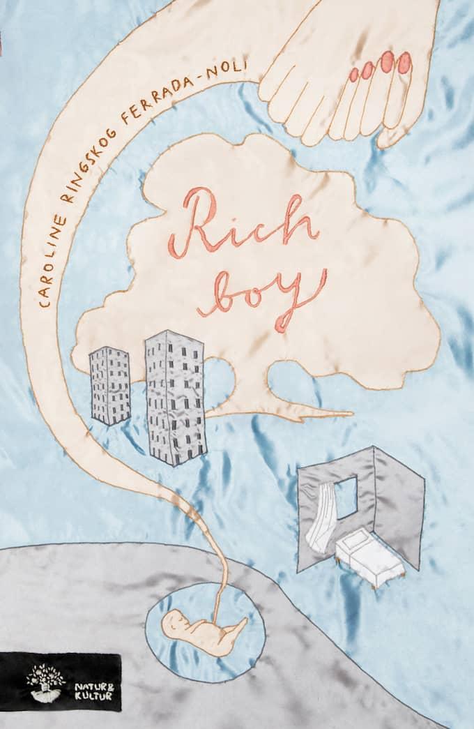 """""""Rich boy""""."""