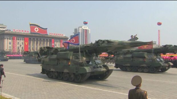 """Experten: """"Nordkorea vill skaffa kapaciteten att angripa USA"""""""