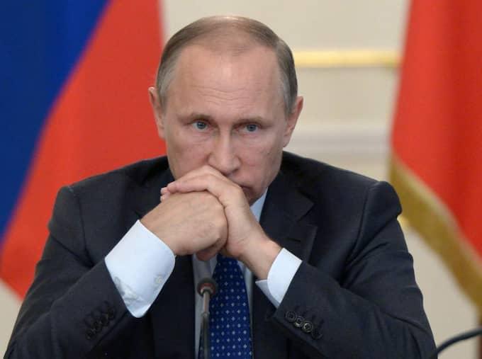 Putin. Foto: Alexei Nikolsky