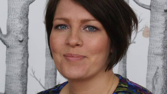 Anna-Sofia Kulluvaara, måltidschef på Sundsvalls kommun. Foto: Sundsvalls kommun