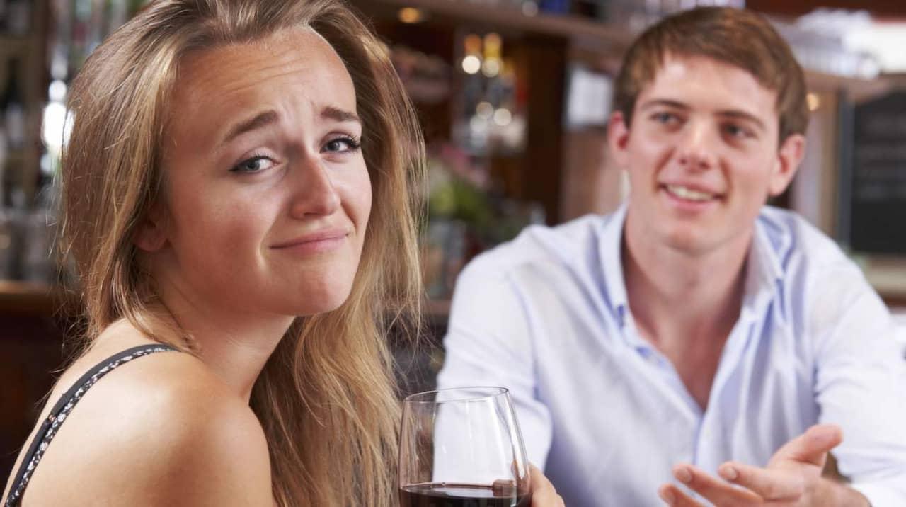 Vad gör du när du först börjar dejta en kille