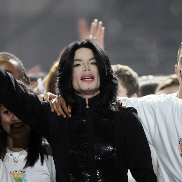 Så var Michael Jackson som förälder