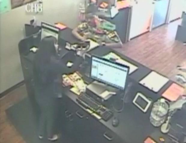 Tjuven anklagar butikspersonal för att vara rasister