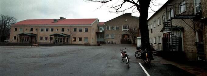 SKOL-KRIS. Ulf Kristersson (M) och Jan Björklund (FP) är missnöjda med den svenska skolan. Ett sätt att komma till rätta med problemen är att låta staten ta över ansvaret. Foto: Sven-Erik Johansson
