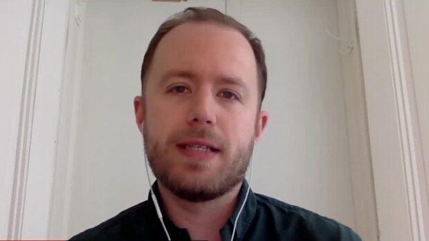 """Viktor Barth-Kron: """"Efterlängtat besked för Moderaterna"""""""